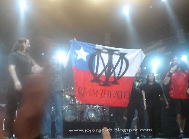 Dream Theater – Arena Santiago