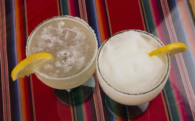 Un par de tequilas