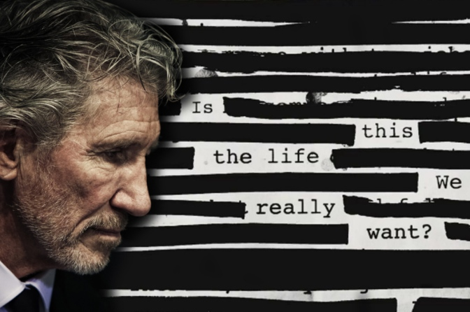 Smell the Roses – Roger Waters