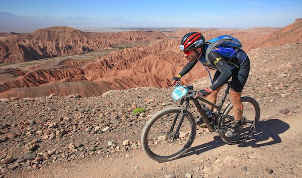 MountainBike en el desierto de Atacama